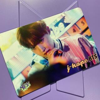ボウダンショウネンダン(防弾少年団(BTS))のBTS 香港 公式 YES フォトカード トレカ ホソク JーHOPE ⑥(アイドルグッズ)