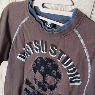 バツ(BA-TSU)の【size130】Tシャツ❤️❤️(Tシャツ/カットソー)