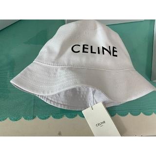 ★celineロゴ★ ロゴ バケットハット  帽子 #2