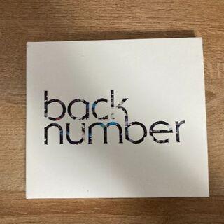 BACK NUMBER - ラブストーリー 初回限定盤A(CD+DVD) / back number