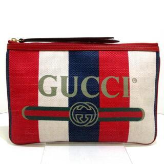 グッチ(Gucci)のグッチ クラッチバッグ レディース 524786(クラッチバッグ)