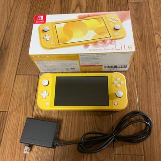 Nintendo Switch - Switchライト スイッチライト 本体 イエロー