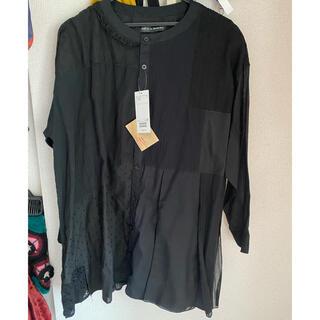 ビームスボーイ(BEAMS BOY)の異素材シャツ(シャツ/ブラウス(長袖/七分))