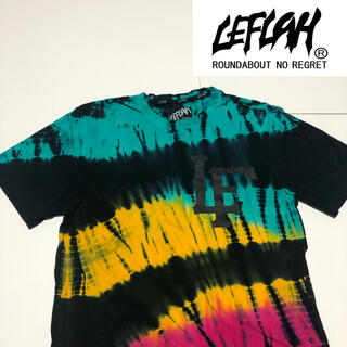 WANIMA - Leflah Tydie Mini Pocket s/s Tshirt