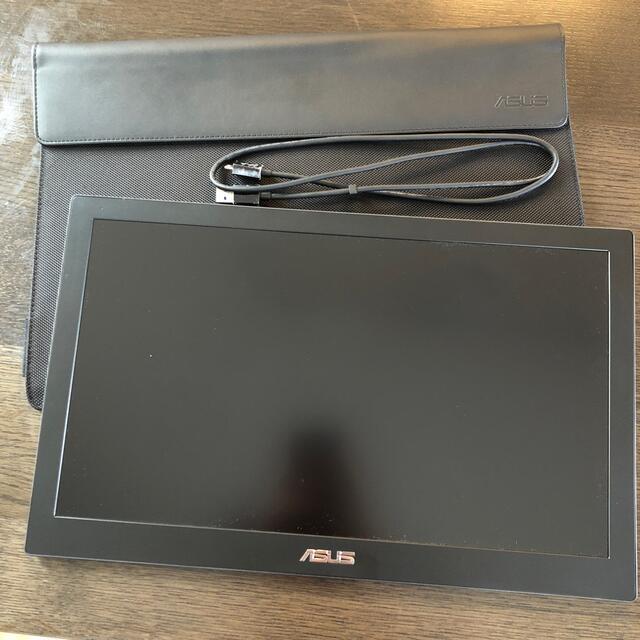 ASUS(エイスース)のASUS MB169B+ モバイルディスプレイ15.6型 スマホ/家電/カメラのPC/タブレット(ディスプレイ)の商品写真