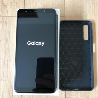 Galaxy - GALAXY A7 64GB ブラック