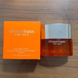 クリニーク(CLINIQUE)の【クリニーク】clinipue happy for men (香水(男性用))