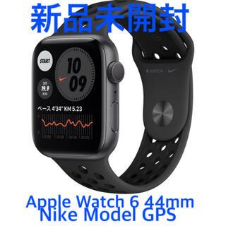 アップルウォッチ(Apple Watch)の新品 Apple Watch 6  アップルウォッチ6 本体 44  Nike(その他)