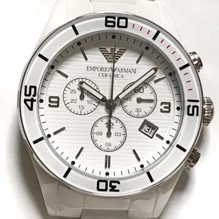 エンポリオアルマーニ(Emporio Armani)のアルマーニ 腕時計美品  - AR-1424 メンズ(その他)