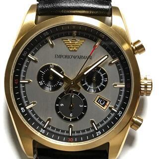 エンポリオアルマーニ(Emporio Armani)のアルマーニ 腕時計美品  - AR-6006 メンズ(その他)
