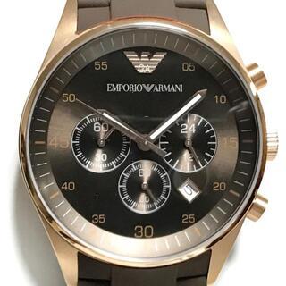 エンポリオアルマーニ(Emporio Armani)のアルマーニ 腕時計美品  - AR-5890 メンズ(その他)
