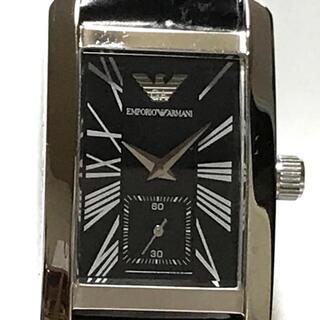 エンポリオアルマーニ(Emporio Armani)のアルマーニ 腕時計美品  - AR-0144 メンズ(その他)