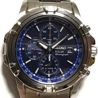 SEIKO - セイコー 腕時計美品  - V172-0AJ0 メンズ