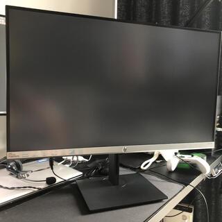 HP - HP 27f 4Kディスプレイ 5ZP65AA#ABJ モニター