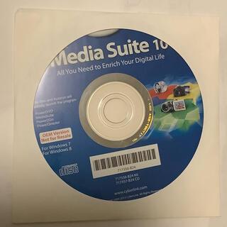HP - CyberLink Media Suite 10