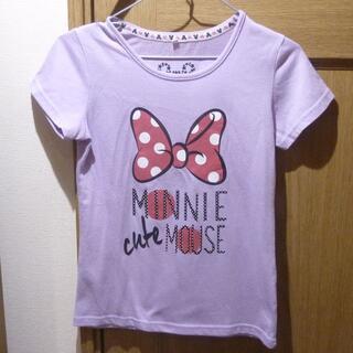Disney - ディズニー ミニーのTシャツ サイズ150 <c697>