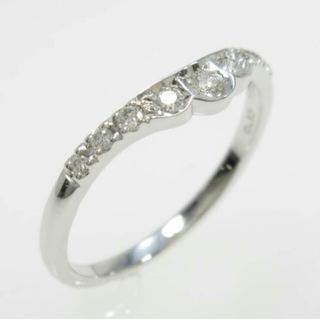 STAR JEWELRY - スタージュエリー ダイヤモンドリング 0.12ct