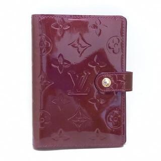 ルイヴィトン(LOUIS VUITTON)のルイヴィトン 手帳 モノグラムヴェルニ(その他)