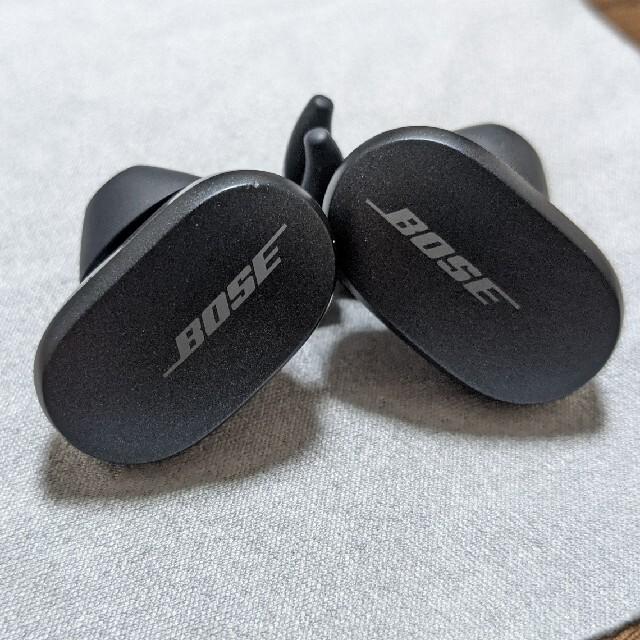 BOSE(ボーズ)のBose QuietComfort Earbuds 完全ワイヤレスイヤホン スマホ/家電/カメラのオーディオ機器(ヘッドフォン/イヤフォン)の商品写真