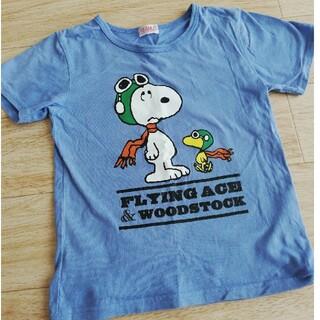 SNOOPY - スヌーピーTシャツ 130センチ