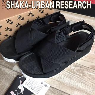 URBAN RESEARCH - 【SHAKA 】サンダル/URBANRESEARCH 別注オーダー