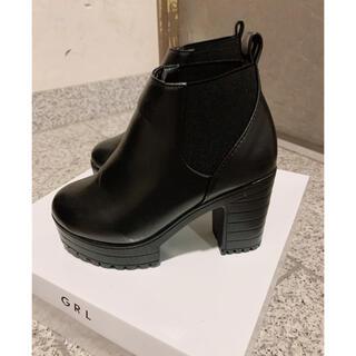 グレイル(GRL)のレディース ブーツ 靴(ブーツ)