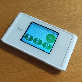 NEC - UQ WiMAX モバイルルーター WX04