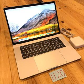 Mac (Apple) - バッテリー等新品交換品!MacBook pro 15インチ 2018