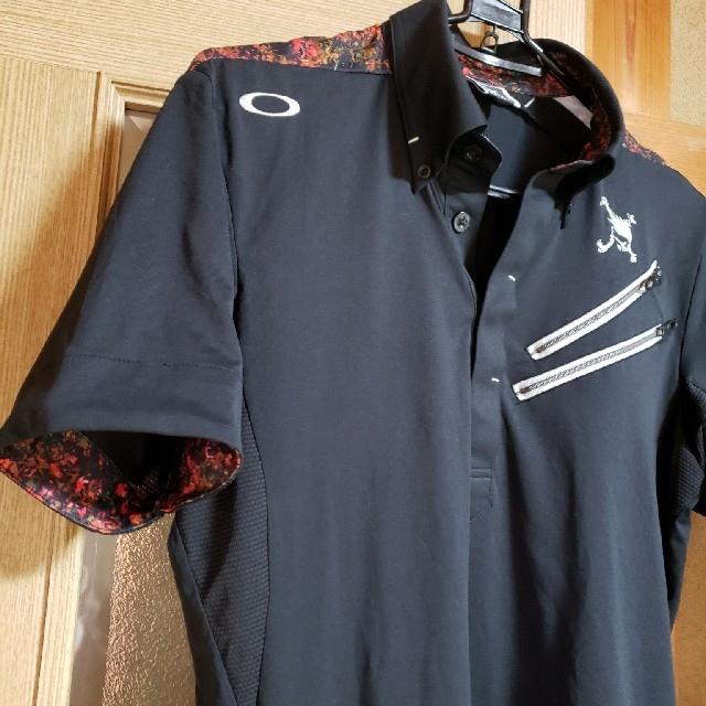 Oakley(オークリー)の専用オークリー スカル ゴルフウェア スポーツ/アウトドアのゴルフ(ウエア)の商品写真