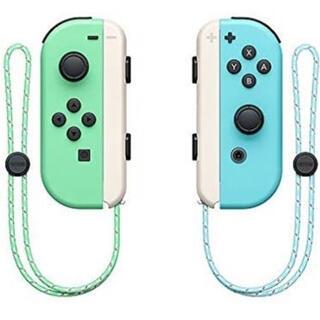 Nintendo Switch - Nintendo Switch Joy-Con あつまれ どうぶつの森