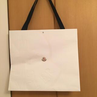モンクレール(MONCLER)のモングレール紙袋(ショップ袋)