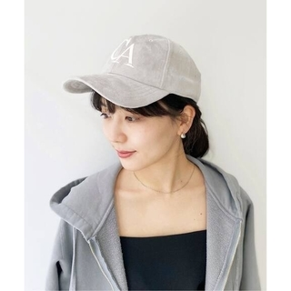 L'Appartement DEUXIEME CLASSE - 【GOOD GRIEF/グッドグリーフ】State Name Cap グレーA