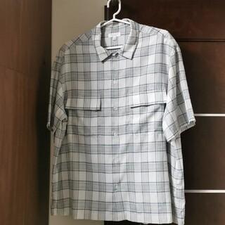 BEAUTY&YOUTH UNITED ARROWS - 半袖シャツ チェックシャツ ユナイテッドアローズビューティーアンドユース