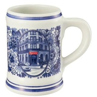シュプリーム(Supreme)のSupreme®/Royal Delft 190 Bowery Beer Mug(グラス/カップ)