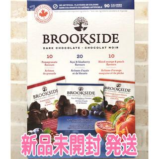 コストコ(コストコ)のコストコ BROOKSIDEアソート チョコレート3種類 1箱 新品未開封(菓子/デザート)