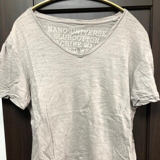 ナノユニバース(nano・universe)のナノユニバース カットソー(Tシャツ/カットソー(半袖/袖なし))