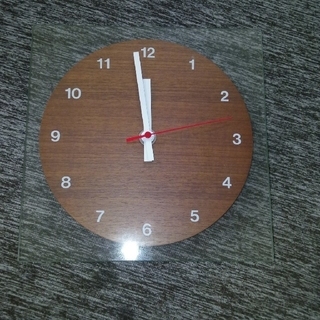 新品 掛け時計