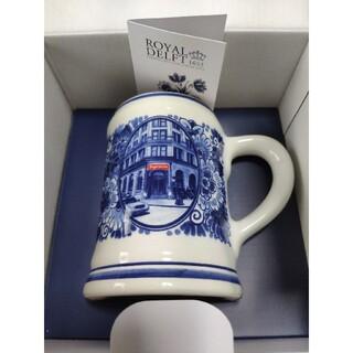Supreme - Supreme Royal Delft 190 Bowery Beer Mug