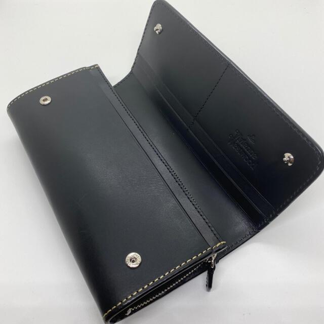 Vivienne Westwood(ヴィヴィアンウエストウッド)の新品 Vivienne Westwood ヴィヴィアンウエストウッド長財布 メンズのファッション小物(長財布)の商品写真