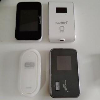ポケットWi-Fi 4点セット(その他)