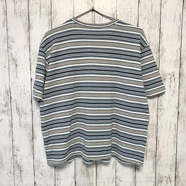 【最終価格!8/3まで】 NEVER LAND size S 日本製 メンズのトップス(Tシャツ/カットソー(半袖/袖なし))の商品写真