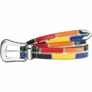 シュプリーム(Supreme)のS/M Patchwork Ranger Belt (ベルト)