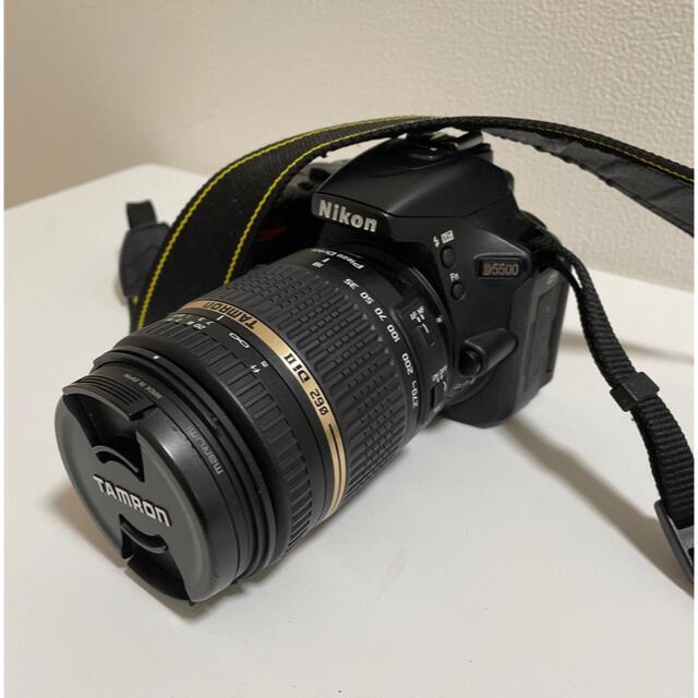 Nikon(ニコン)の一眼レフカメラ スマホ/家電/カメラのカメラ(デジタル一眼)の商品写真