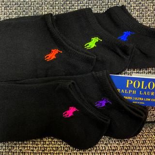 POLO RALPH LAUREN - ポロ ラルフローレン靴下