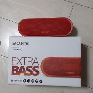 SONY - SONY SRS-XB20 Bluetoothスピーカー