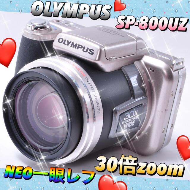 OLYMPUS(オリンパス)の【Wi-Fi付き♪】30倍ズーム❤オリンパス❤ネオ一眼レフ❤カメラ女子 スマホ/家電/カメラのカメラ(デジタル一眼)の商品写真