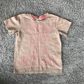 ブランシェス(Branshes)のブランシェス刺繍tシャツ110(Tシャツ/カットソー)