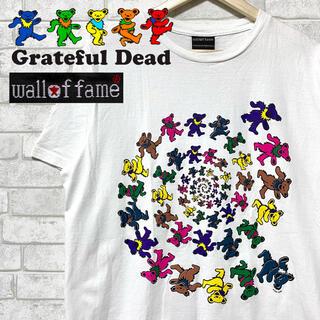 wall of fame ダンシングベア デッドベア ヴィンテージ Tシャツ(Tシャツ/カットソー(半袖/袖なし))
