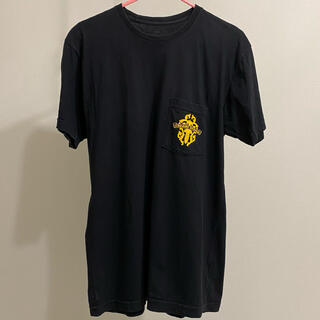 Chrome Hearts - 正規品 クロムハーツ Tシャツ ダガー ロゴ L