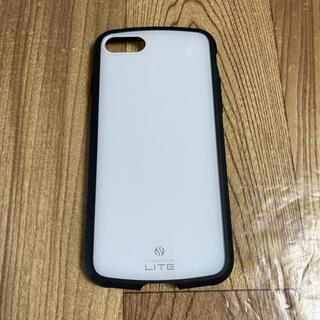 ELECOM - iPhone7/8  SE(第2世代)TOUGH SLIM LITE